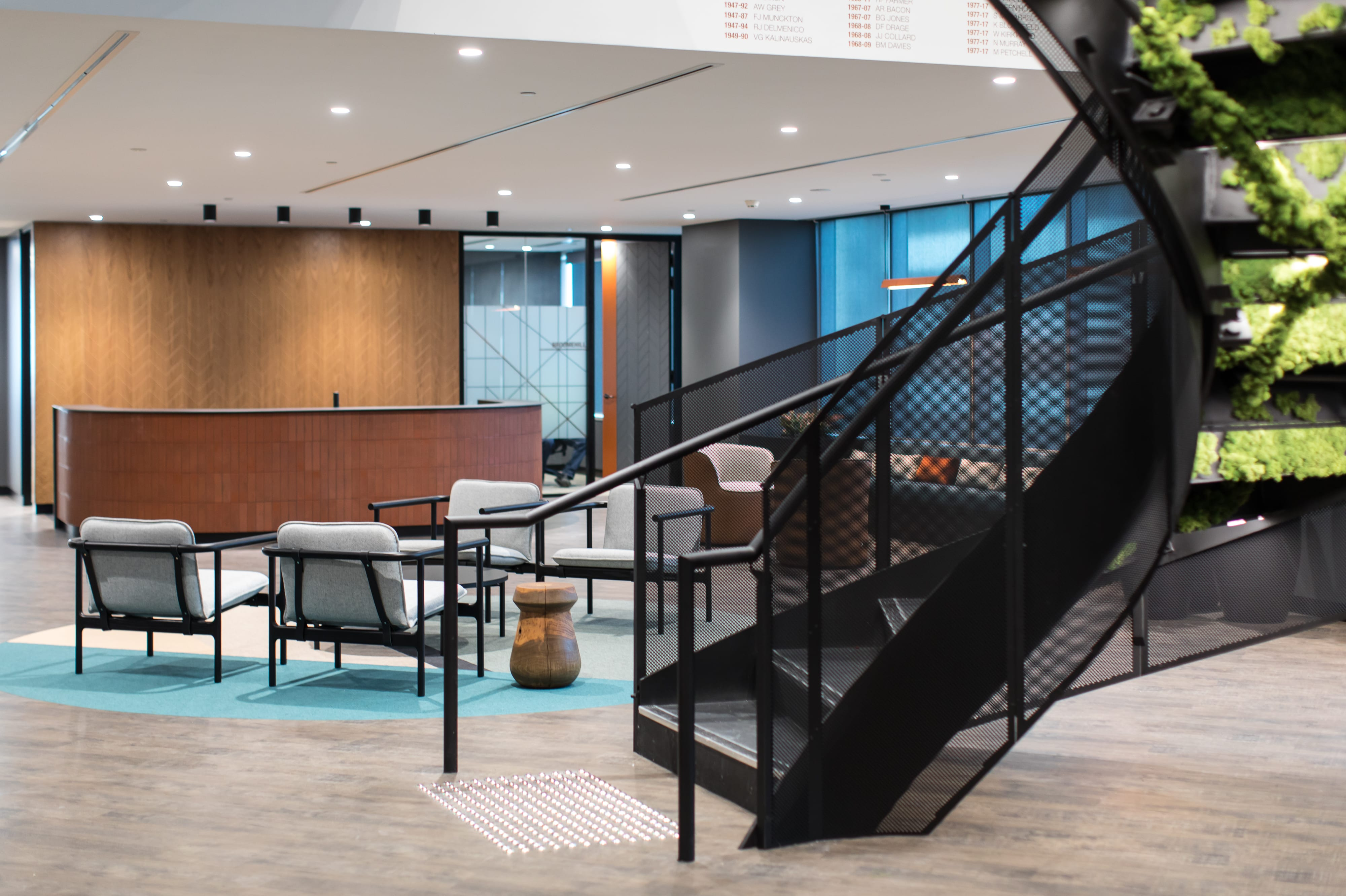CBH Perth office fitout