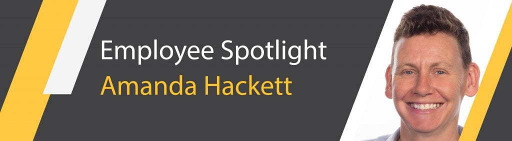 Women in Construction - Amanda Hackett